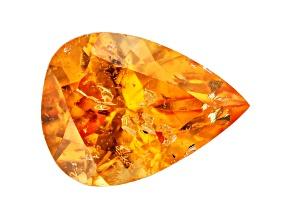 Spessartine Garnet Pear Shape 1.10ct