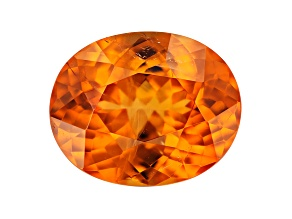 Spessartine Garnet 10.2x8.3mm Oval 3.86ct