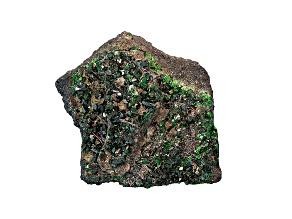 Uvarovite Mineral Specimen Free Form