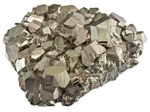 Pyrite Mineral Specimen Free Form