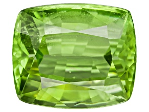 Sphene Rectangular Cushion Mixed Step 2.00ct
