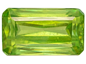 Sphene Rectangular Octagonal Radiant Cut 1.50ct