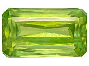 Sphene Rectangular Octagonal Radiant Cut 1.50ct