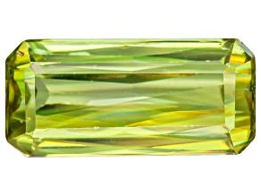 Sphene Rectangular Octagonal Radiant Cut 2.00ct