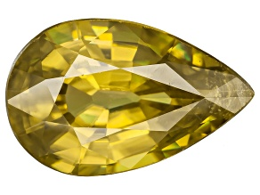 Sphene Pear Shape 2.00ct