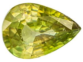 Sphene Pear Shape 1.00ct