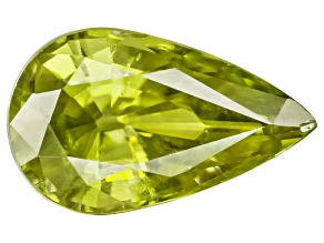 Sphene Pear Shape 3.00ct