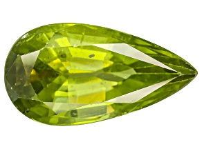 Sphene Pear Shape 3.50ct