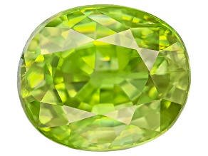 Sphene Oval Mixed Step 1.00ct