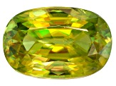 Sphene Oval Mixed Step 2.00ct