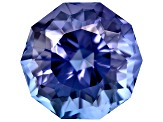 Tanzanite 6.5mm Round Merelani Arabesque Cut 1.00ct