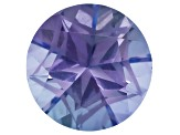 Tanzanite 6.5mm Round Merelani Vintage Star Cut 1.00ct