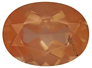 Picture of Reddish Brown Feldspar 8x6mm Oval 1.00ct