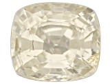 Yellow Sapphire 6.06x5.28mm Rectangular Cushion 1.09ct