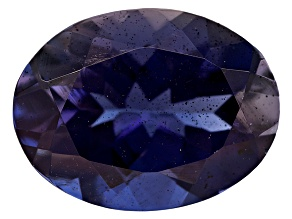 Iolite 9x7mm Oval 1.25ct