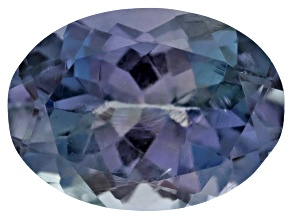 Ocean Tanzanite 6.5x4.5mm Oval .45ct