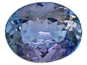 Ocean Tanzanite 10x8mm Oval 2.65ct