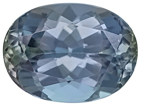 Ocean Tanzanite 8.5x6.5mm Oval 1.50ct