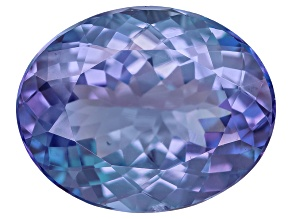 Ocean Tanzanite 11x9mm Oval 3.00ct