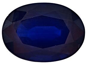 Sapphire 7x5mm Oval 1.00ct