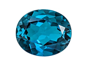 Picture of London Blue Topaz 12x10 Oval 4.75ct