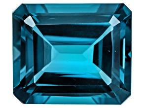 London Blue Topaz 14x12mm Rectangular Octagonal 10.00ct