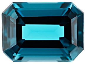 7.83ct London Blue Topaz 13.7x10.2mm Rect Oct