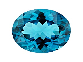 London Blue Topaz Oval 9.25ct