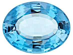 London Blue Topaz 21x16mm Oval 24.59ct
