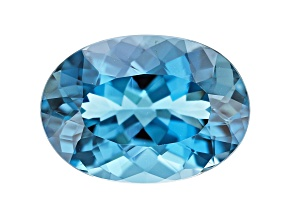 London Blue Topaz 17x12mm Oval 11.00ct