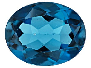 London Blue Topaz 9x7mm Oval 2.00ct