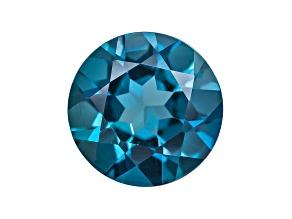 London Blue Topaz 10mm Round 4.25ct