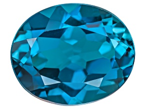 London Blue Topaz 11x9 Oval 4.00 ct