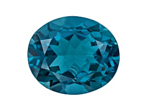London Blue Topaz 14x12mm Oval 9.00ct