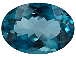London Blue Topaz 10.85ct min wt. 17x12mm Oval
