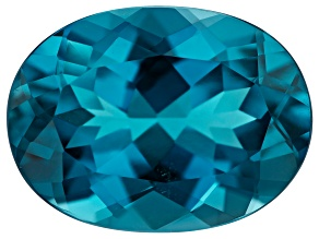 London Blue Topaz 16x12mm Oval 11.00ct