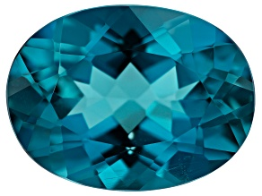 London Blue Topaz 16x12mm Oval 10.00ct