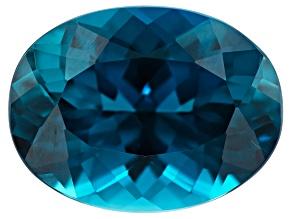 London Blue Topaz 11.00ct 16x12mm Oval