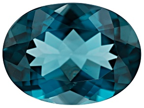 London Blue Topaz 9.40ct min wt. 16x12mm Oval