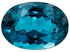 London Blue Topaz 6.50ct min wt. 14x10mm Oval