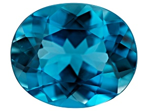 London Blue Topaz 5.00ct min wt. 12x10mm Oval