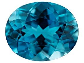 London Blue Topaz 3.70ct 11x9mm Oval