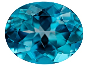 London Blue Topaz 10x8mm Oval 3.00ct