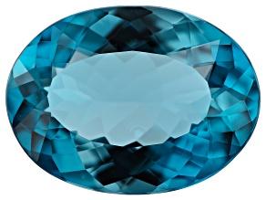 London Blue Topaz 8.00ct Varies mm Oval