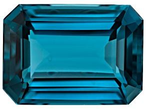 London Blue Topaz 24.70ct 21x15mm Rect Oct