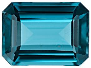 London Blue Topaz 22.90ct 20.5x15mm Rect Oct