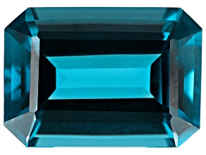 London Blue Topaz 24.00ct min wt.Varies mm Rect Oct