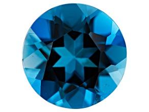 4.22ct London Blue Topaz 10mm Round