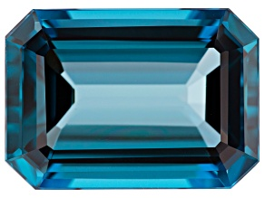48.11ct London Blue Topaz 25x18mm Rect Oct