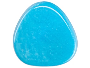 Turquoise 8mm Trillion Cabochon